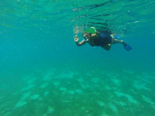 Passez votre phobie de la mer