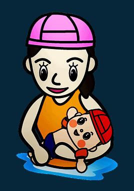 Bébé nageur chez CARAÏBES NATATION